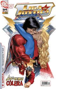 Cover Thumbnail for Liga da Justiça (Panini Brasil, 2002 series) #94