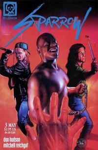 Cover Thumbnail for Sparrow (Millennium Publications, 1995 series) #3
