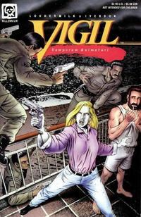 Cover Thumbnail for Vigil: Vamporum Animaturi (Millennium Publications, 1994 series)