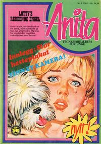 Cover Thumbnail for Anita - Et Se-album (Serieforlaget / Se-Bladene / Stabenfeldt, 1981 series) #3/1981