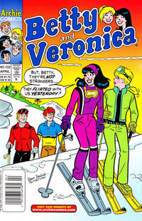 Cover Thumbnail for Betty and Veronica (Archie, 1987 series) #122