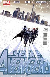 Cover Thumbnail for Secret Avengers (Marvel, 2010 series) #19