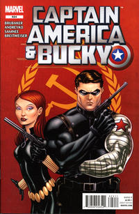 Cover Thumbnail for Captain America and Bucky (Marvel, 2011 series) #624