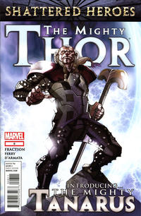 Cover Thumbnail for The Mighty Thor (Marvel, 2011 series) #8
