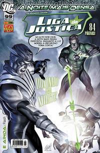 Cover for Liga da Justiça (Panini Brasil, 2002 series) #99