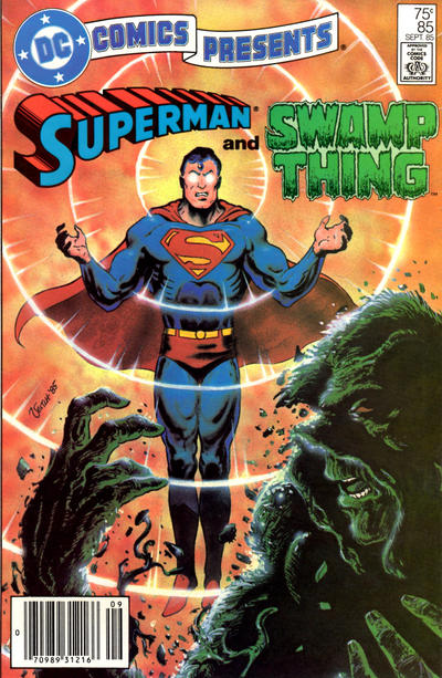 Cover for DC Comics Presents (DC, 1978 series) #85 [Direct]