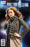 Cover Thumbnail for Doctor Who (2011 series) #11 [Cover B]