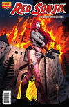 Cover Thumbnail for Red Sonja (2005 series) #59 [Cover B Walter Geovani ]