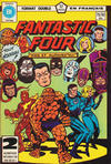 Cover for Fantastic Four (Editions Héritage, 1968 series) #79/80