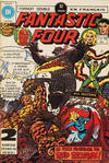 Cover for Fantastic Four (Editions Héritage, 1968 series) #77/78