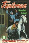 Cover for Fantomen (Semic, 1963 series) #3/1973