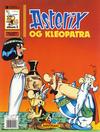Cover for Asterix (Hjemmet / Egmont, 1969 series) #2 - Asterix og Kleopatra [9. opplag [10. opplag]]