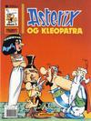Cover for Asterix (Hjemmet / Egmont, 1969 series) #2 - Asterix og Kleopatra [10. opplag [11. opplag]]