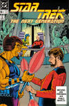 Cover for Star Trek: The Next Generation (DC, 1989 series) #2 [Direct Sales Variant]