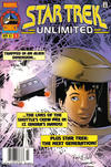 Cover Thumbnail for Star Trek Unlimited (1996 series) #3 [Newsstand Edition]