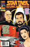Cover Thumbnail for Star Trek Unlimited (1996 series) #2 [Newsstand Edition]