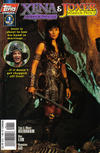 Cover for Xena: Warrior Princess/Joxer: Warrior Prince (Topps, 1997 series) #1 [Photo Cover]