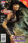Cover for Xena: Warrior Princess: The Orpheus Trilogy (Topps, 1998 series) #3 [Photo Cover]