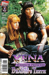 Cover for Xena: Warrior Princess/The Dragon's Teeth (Topps, 1997 series) #1 [Photo Cover]