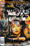 Cover for The X-Files (Topps, 1995 series) #20 [Newsstand Edition]