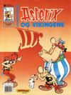 Cover for Asterix (Hjemmet / Egmont, 1969 series) #3 - Asterix og vikingene [9. opplag]