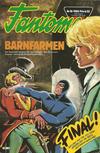 Cover for Fantomen (Semic, 1963 series) #10/1983