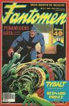 Cover for Fantomen (Semic, 1963 series) #10/1990