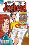 Cover for Archie's Pal Jughead Comics (Archie, 1993 series) #210