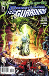 Cover for Green Lantern: New Guardians (DC, 2011 series) #3
