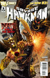 Cover for The Savage Hawkman (DC, 2011 series) #3