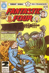 Cover for Fantastic Four (Editions Héritage, 1968 series) #89/90