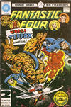 Cover for Fantastic Four (Editions Héritage, 1968 series) #101/102