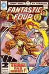 Cover for Fantastic Four (Editions Héritage, 1968 series) #107/108