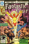 Cover for Fantastic Four (Editions Héritage, 1968 series) #129/130