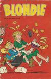 Cover for Blondie (Åhlén & Åkerlunds, 1956 series) #16/1957