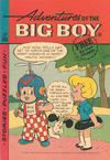 Cover for Adventures of the Big Boy (Webs Adventure Corporation, 1957 series) #153 [West]