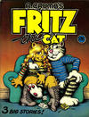 Cover for R. Crumb's Fritz the Cat (Ballantine Books, 1969 series)
