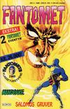 Cover for Fantomet (Semic, 1976 series) #5/1989
