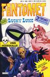 Cover for Fantomet (Semic, 1976 series) #6/1989