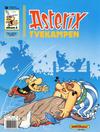 Cover for Asterix (Hjemmet / Egmont, 1969 series) #4 - Tvekampen [8. opplag]