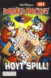 Cover for Donald Pocket (Hjemmet / Egmont, 1968 series) #381