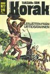 Cover for Korak (Williams Förlags AB, 1966 series) #17