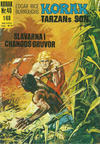 Cover for Korak (Williams Förlags AB, 1966 series) #40