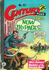 Cover for Century Plus Comic (K. G. Murray, 1960 series) #55