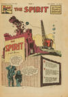 Cover for The Spirit (Register and Tribune Syndicate, 1940 series) #8/29/1948