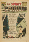 Cover for The Spirit (Register and Tribune Syndicate, 1940 series) #7/4/1948