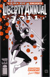 Cover Thumbnail for The CBLDF Presents Liberty Annual (2010 series) #2011 [Grendel Cover]