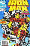 Cover Thumbnail for Iron Man Annual (1976 series) #14 [Newsstand]