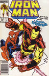Cover Thumbnail for Iron Man (1968 series) #234 [Newsstand]