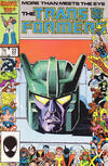 Cover for The Transformers (Marvel, 1984 series) #22 [Direct]